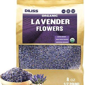 DILISS French Lavender Buds Organic Top Grade Drie